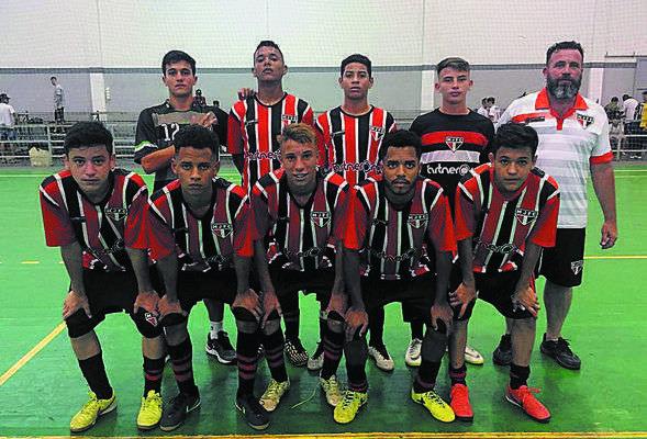 O time de futsal Sub-17 do Metropolitano Jundiaí Futebol Clube disputa  neste sábado (24) a semifinal da Copa Garotão de Futsal 7830a7e3a4319